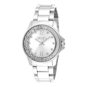 【送料無料】ダンスリュジョラグジュアリーorologio donna dancing silver tlj1002 liu jo luxury