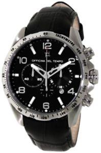 テンポicina del tempo ot1046110n orologio da polso uomo it
