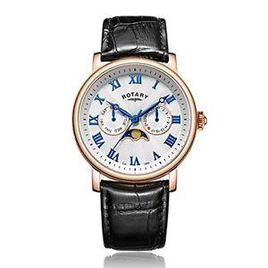 【送料無料】ロータリークロッククロノグラフブレスレットメートルrotary gs0034021 orologio cronografo da polso, uomo, cinturino in a8m