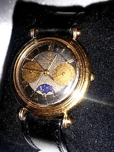 ヴィンテージアンドロメダデザインorologio watch vintage breil raro andromeda luna stelle lunar space stars design
