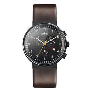 【送料無料】×braun bn0035bkbrg orologio da polso uomo x1a