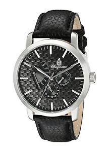 【送料無料】ノーマンクロックburgmeister orologio da uomo al quarzo norman, bm219122 a1b