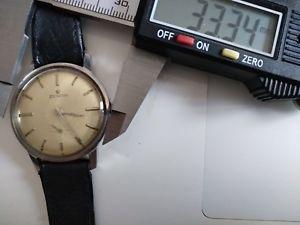 【送料無料】ゼニスミリビンテージオペレーティングマニュアルorologio zenith 34 mm stellina vintage funzionante manuale