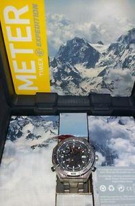 クロックorologio timex expedition  nuovo  con altimetro