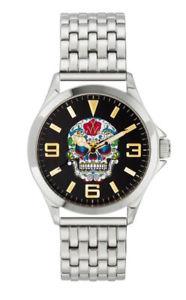【送料無料】クロックウォッチorologio watch toywatch graffiti crt02bk