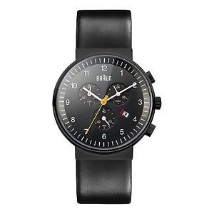 【送料無料】braun bn0035bkbkg orologio da polso uomo f5s