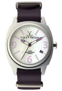 【送料無料】クロックモデルアイコンバイオレットorologio toywatch modello icon only time violet ref ic01pr