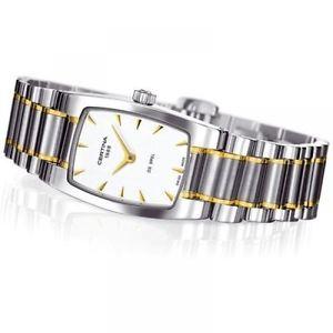 【送料無料】certina c0121092203100, orologio da polso donna p7u