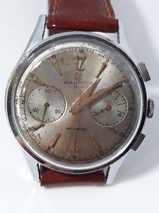 【送料無料】クロノグラフクロノグラフorologio da polso cronografo da polso valjoux 92 chronograph valjoux 92