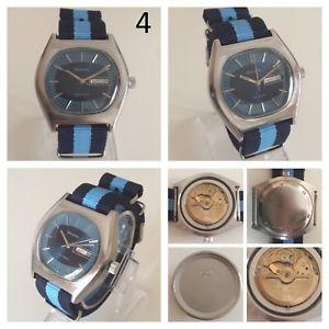 テクノスポルシェビンテージorologio watch bulova technos porsche elgin  ernest borel vintage montre reloj