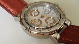 【送料無料】クロノグラフorologio cronografo automatico valjoux 7750 automatic watch 40 mm