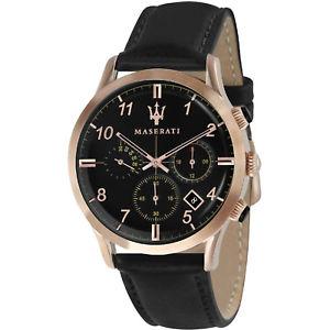 【送料無料】orologio cronografo uomo maserati ricordo cod r8871625004