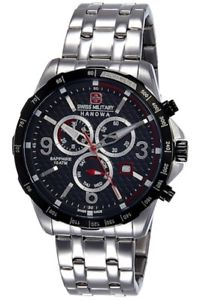 【送料無料】スイスswiss military hanowa 06525133001 orologio da polso uomo it