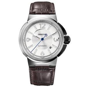 【送料無料】スワロフスキーピアッツァグランデウォッチセットswarovski piazza grande 1094348 watch nos full set
