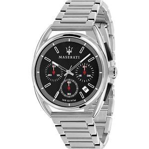 【送料無料】orologio cronografo uomo maserati trimarano r8873632003 vp 269 sconto10 0082
