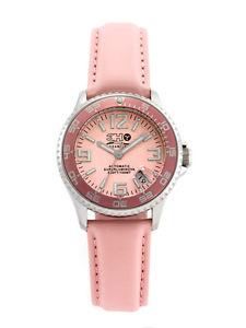 【送料無料】クロックイタリアオーシャンダイバーレディスチールウォッチルピーorologio 3h italia ocean diver lady 38mm acciaio automatic watch refl11rs
