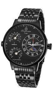 【送料無料】モンタナクロックburgmeister montana bm309622 orologio da uomo m9x