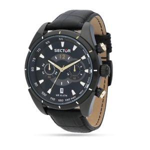 【送料無料】コレクションクロノセクターウォッチorologio sector collezione 330 chrono ref r3271794001 sector watch