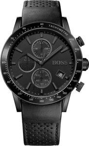 【送料無料】nuovo hugo boss hb 1513456 rafale cronografo da uomo 2 anni di garanzia