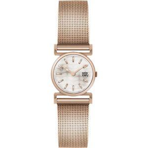 【送料無料】ローズゴールドメッキウォッチorla kiely cecelia donna rose gold plated watch ok4036oknp