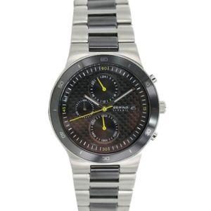 【送料無料】ベーリングセラミックウォッチbering orologio uomo orologio da polso xl ceramic 33341749