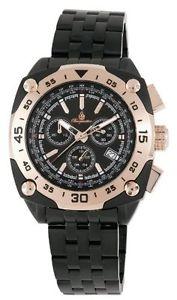 【送料無料】クロックマンメートルburgmeister bm326622b orologio uomo g2m