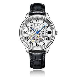 【送料無料】ロータリーアナログブレスレットrotary gs0065401 orologio analogico da polso, uomo, cinturino in t9w