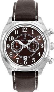【送料無料】orologio uomo bulova 96b161