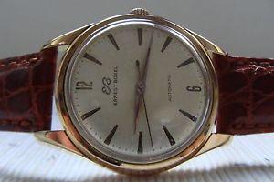 【送料無料】ビンテージコンプレッサvintage watch ernest borel compressor waterproof automatico epsa cal as1624