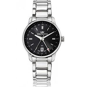 【送料無料】フィリップクロックマンコレクションケントウォッチphilip watch orologio uomo collezione kent 40mm r8253178008