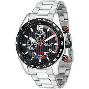 【送料無料】セクターヨットウォッチsector 330 yachting orologio crono r3273794009 nuovo garanzia ufficiale