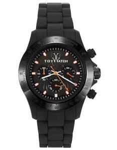 【送料無料】クロノビロードorologio toywatch velvety chrono ref vvcm10bkm