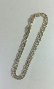 【送料無料】ブレスレット アクセサリ― イエローゴールドブレスレット9ct yellow gold curb bracelet