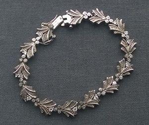 ランキング第1位 【送料無料】ブレスレット アクセサリ― ブレスレットソリッドsterling silver artistic ornate cubic stones bracelet 7 925 solid, 名入れストラップの木札屋 e32eb688