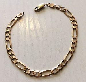 【送料無料】ブレスレット アクセサリ― ビンテージゴールドブレスレットブレスレットnice vintage hallmarked 9ct gold bracelet 375 9ct bracelet