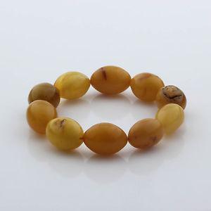 【送料無料】ブレスレット アクセサリ― グラムバルトブレスレットnatural baltic amber bracelet for adult 2160gr cb192