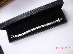格安販売の 【送料無料】ブレスレット アクセサリ― デビッドオリジナルグラムスターリングシルバーブレスレットleslie david sterling silver bracelet in original box 40 grams, お気に入り 23b1dfad