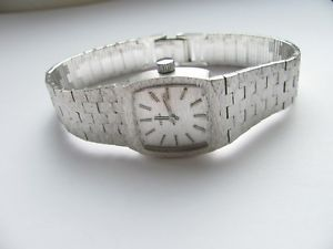 【送料無料】ブレスレット アクセサリ― ベルマーアメリカスターリングレディースブレスレットbelmar ny usa sterling midsize 70s ladies bracelet watch 444g working well
