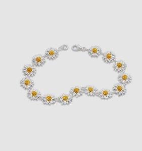 【送料無料】ブレスレット アクセサリ― デイジーチェーンデイジーチェーンブレスレットdaisy 10mm fourteen daisy chain bracelet