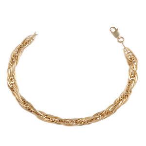 【送料無料】ブレスレット アクセサリ― ウェールズブレスレットゴールドプリンスゴールド9k y gold prince of wales bracelet , gold wt 559 gms