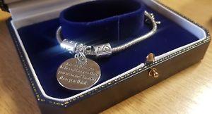 【送料無料】ブレスレット アクセサリ― ブレスレットsilver verse bracelet beautiful gift idea free postage