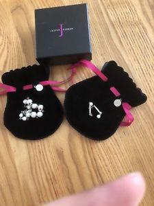 【送料無料】ブレスレット アクセサリ― ブレスレットイヤリングfreshwater pearl bracelet and earrings