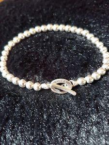 【送料無料】ブレスレット アクセサリ― ロンドンビーズブレスレットリンクlinks of london womens orbit small bead bracelet