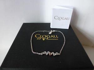 【送料無料】ブレスレット アクセサリ― ゴールドシルバーローズゴールドブレスレット¥clogau gold, silver amp; rose gold celebration bracelet 7 12 rrp 119