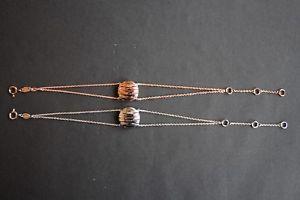 【送料無料】ブレスレット アクセサリ― ロンドンスターリングシルバーリンクローズゴールドメッキテムズブレスレットlinks of london sterling silver amp; rose gold plated thames bracelet