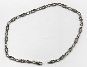 【送料無料】ブレスレット アクセサリ― ゴールドブレスレットhallmarked 9ct gold bracelet