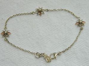 【送料無料】ブレスレット アクセサリ― シルバーウェールズゴールドブレスレットclogau silver amp; 9ct welsh gold seren bracelet rrp 18900
