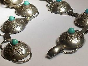 【送料無料】ブレスレット アクセサリ― ソリッドシルバーベルトメキシコsolid silver belt mexico