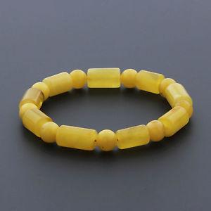 【送料無料】ブレスレット アクセサリ― グラムバルトブレスレットnatural baltic amber bracelet for adult 1231gr cb138