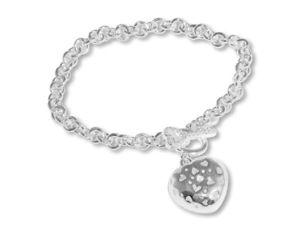 【送料無料】ブレスレット カフブレスレットチェーンスターリングenez bracciale braccialetto catena placcato argento sterling h6v